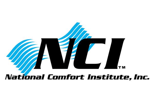 NCI National Comfort Institute Logo