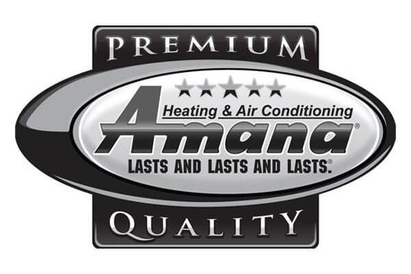 Amana Premium Quality heating air conditioning brand