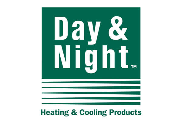 Day & Night heating & cooling brand