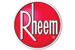 Rheem HVAC.