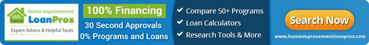 AMS financial home improvement loan pros
