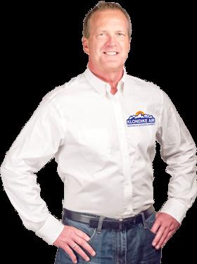 Klondike Air Conditioning Installation Service Orange County CA President Andrew Beeker