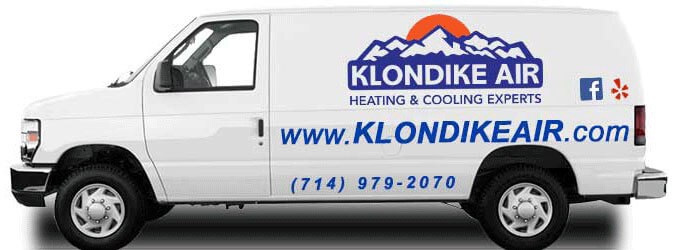 Contact Klondike Air Conditioning and Heating Service Orange County CA