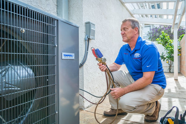 Klondike Air Conditioning Maintenance Service Orange County CA Repair Installation.